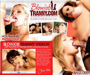 Blowjob Tranny